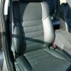 Honda CR-V 2013 - топовые авточехлы, перетяжка сидений