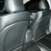 Авточехлы из экокожи с голубой отстрочкой для Huyndai Elantra 5 №1