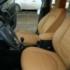 Чехлы для Hyundai Creta из бежевой экокожи №3