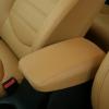 Чехлы для Hyundai Creta из бежевой экокожи №4