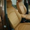 Чехлы для Hyundai Creta из бежевой экокожи №6