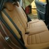 Чехлы для Hyundai Creta из бежевой экокожи №9