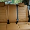 Чехлы для Hyundai Creta из бежевой экокожи №10