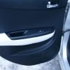 Авточехлы из черно-белой экокожи для Hyndai I20 №13