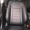 Чехлы Hyundai i40 c двойной отстрочкой по канту №4