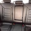 Чехлы Hyundai i40 c двойной отстрочкой по канту №1