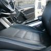 Авточехлы из черной экокожи Hyundai I40