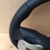 Руль Hyundai i40 из комбинации гладкой и перфорированной натуральной кожи №6