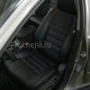 Чехлы для Hyundai NF из экокожи с двойной отстрочкой  №3