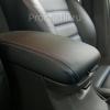 Чехлы для Hyundai NF из экокожи с двойной отстрочкой  №13