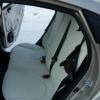 Черно-белые авточехлы Hyundai Solaris №3