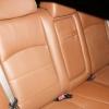 Коричневые авточехлы из экокожи для Hyundai Sonata 5 №3