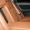 Коричневые авточехлы из экокожи для Hyundai Sonata 5 №8