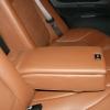 Коричневые авточехлы из экокожи для Hyundai Sonata 5 №9