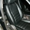 Авточехлы из экокожи Hyundai Sonata NF №13