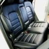 Чехлы для Hyundai Tucson 3 из черной экокожи №10