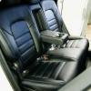 Чехлы для Hyundai Tucson 3 из черной экокожи №11