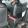 Красно-черные чехлы для Kia Cerato 2 фото 4