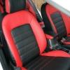 Красно-черные чехлы для Kia Cerato 2 фото 7
