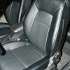 Авточехлы из экокожи уровня перетяжки Kia Ceed №6