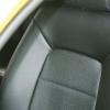 Черные авточехлы с синей строчкой Kia Ceed Pro №5