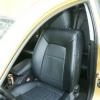 Черные авточехлы с синей строчкой Kia Ceed Pro №7