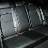 Черные авточехлы с синей строчкой Kia Ceed Pro №12