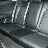 Черные авточехлы с синей строчкой Kia Ceed Pro №14