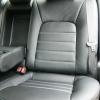 Авточехлы для Kia Cerato 3 из черной экокожи №5