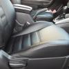 Авточехлы из черной экокожи Kia Cerato Koup №6