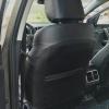 Чехлы для Kia Sportage 4 из черной  экокожи с ромбом №4