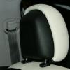 Черно-белые авточехлы для Kia Sportage №5