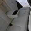 Перетяжка салона KIA Sportage - белые авточехлы из экокожи №15