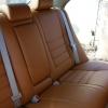 Коричневые чехлы из экокожи для Toyota Avensis №5