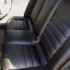 Чехлы для Mitsubishi Lanser 9 из черной экокожи №5