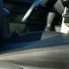 Чехлы из черной экокожи для Toyota Land Cruiser Prado №3