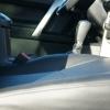 Чехлы из черной экокожи для Toyota Land Cruiser Prado №4