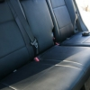 Чехлы из черной экокожи для Toyota Land Cruiser Prado №8