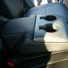 Чехлы из черной экокожи для Toyota Land Cruiser Prado №10