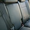 Чехлы из черной экокожи для Toyota Land Cruiser Prado №14