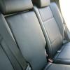 Чехлы из черной экокожи для Toyota Land Cruiser Prado №15