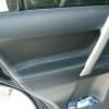 Чехлы из черной экокожи для Toyota Land Cruiser Prado №16