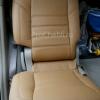 Чехлы для Land Cruiser Prado 120 из бежевой экокожи №6