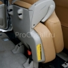 Чехлы для Land Cruiser Prado 120 из бежевой экокожи №8