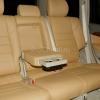 Чехлы для Land Cruiser Prado 120 из бежевой экокожи №12
