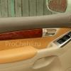 Чехлы для Land Cruiser Prado 120 из бежевой экокожи №14