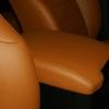 Чехлы для Land Cruiser Prado 150 из шоколадной экокожи №3