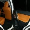 Чехлы для Land Cruiser Prado 150 из шоколадной экокожи №7