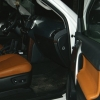 Чехлы для Land Cruiser Prado 150 из шоколадной экокожи №10