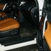 Чехлы для Land Cruiser Prado 150 из шоколадной экокожи №11